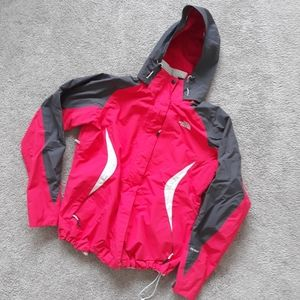 The North Face Hyvent Hooded Jacket large NWOT